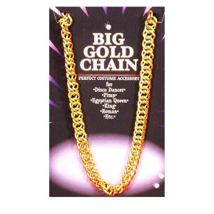 Big Gold Chain - Gold / One-Size