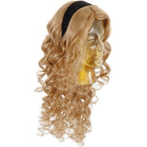 Alice In Wonderland Movie - Alice Wig Adult - Yellow / One-Size