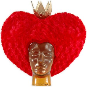 Alice In Wonderland Movie - Red Queen Hat Adult - Red / One-Size