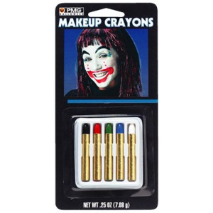 Thin Makeup Crayons