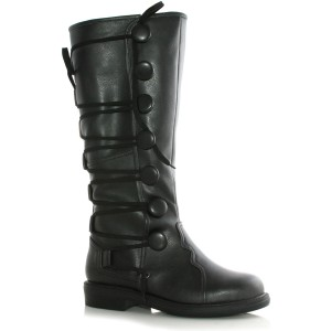 Ren Adult Boots - Black / Small (8-9)