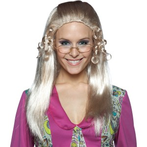 Brady Bunch Jan Brady Adult Wig