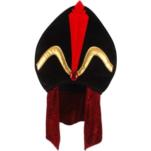 Disney - Jafar Hat Adult - Black / One-Size