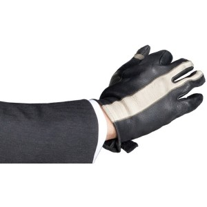 The Green Hornet - Kato Adult Gloves - Black / One-Size