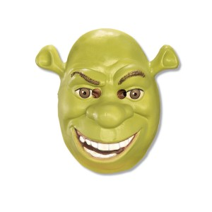 Shrek Forever After - Shrek P.V.C. Adult Mask