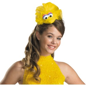 Sesame Street - Big Bird Adult Headband - Yellow / One-Size