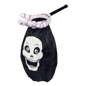 Skeleton Loot Scoop - Black / One-Size