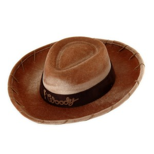 Toy Story - Woody Hat Child - Brown / One-Size