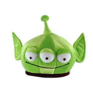 Toy Story - Alien Hat Child - Green / One-Size