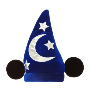 Disney Mickey Wizard Hat Child - Blue / One-Size