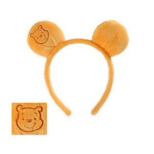 Winnie the Pooh - Pooh Ears Child - Yellow / One-Size