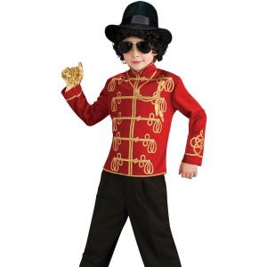 Michael Jackson Fedora Child - Black / One-Size