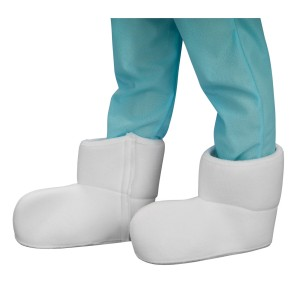 The Smurfs Shoe Covers Child - White / One-Size