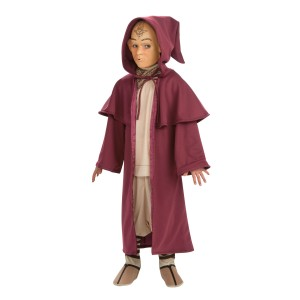 The Last Airbender-Aang Cloak Child - Red / Large (12-14)