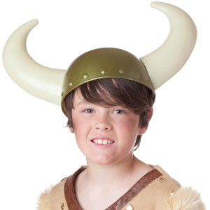 Viking Helmet - Brown / One-Size