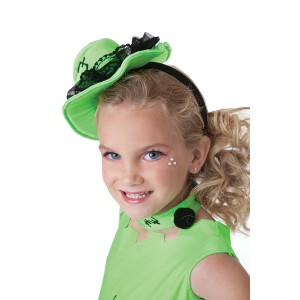 Monster Mash Choker Child - Green / One-Size