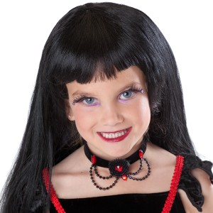 Vampire Choker Child - Black / One-Size