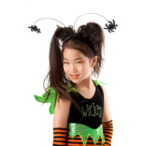 Wicked Witch Child Headband - Black / One Size Fits Most Kids