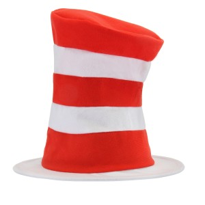 Dr. Seuss The Cat in the Hat - Hat Child - Red / One-Size