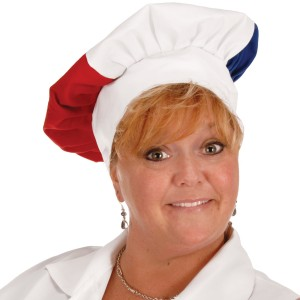 Oversized Chef's Hat
