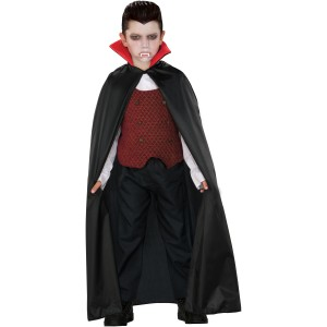 Vampire Cape Child - Black