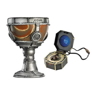 Pirates Of The Caribbean - Fountain Of Youth Accessory Kit - Black / One-Size