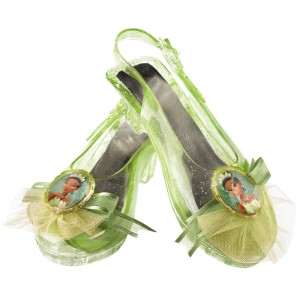 Disney Princess - Princess Tiana Child Shoes - Green / One Size Fits Most Kids