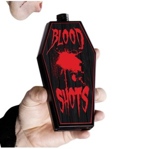 Vampire Flask Adult - Black / One-Size