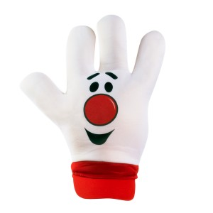 Hamburger Helper Hand Hat Adult