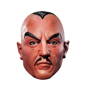 Green Lantern Movie - Sinestro 3/4 Vinyl Mask Adult - Red / One-Size