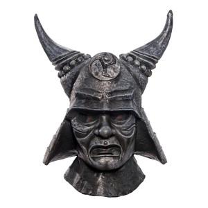 Sucker Punch - Deluxe Samurai Overhead Latex Mask Adult