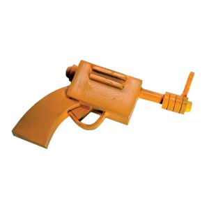 Marvin The Martian - Ray Gun - Orange / One-Size