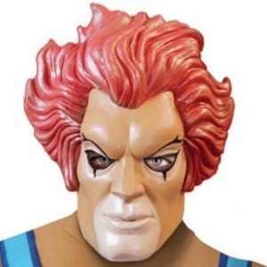Thundercats - Lion-O Overhead Latex Mask Adult