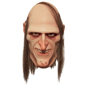 Uncle Creepy Mask - Tan / One-Size