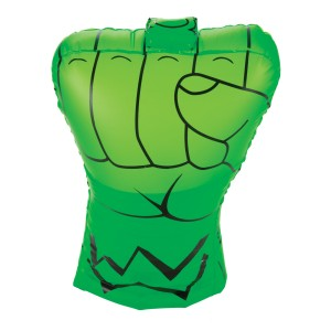 Green Lantern - Inflatable Fist Child - Green / One-Size