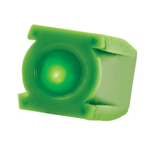 Green Lantern - Light-Up Ring Child - Green / One-Size