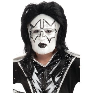 KISS - Spaceman Wig Child