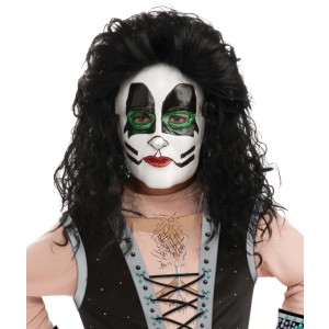 KISS - Catman Wig Child