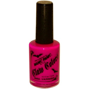Neon Nail Polish - Purple