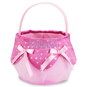 Princess Basket - Pink / One-Size