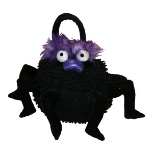 Spider Bag - Black/Purple / One-Size