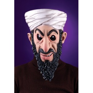 Osama Bin Laden Mask Adult