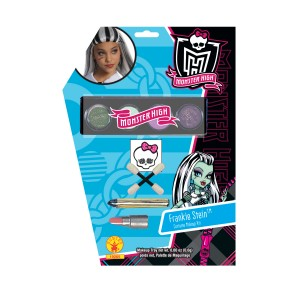 Monster High - Frankie Stein Makeup Kit Child - Multi-colored