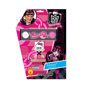Monster High - Draculaura Makeup Kit Child - Multi-colored