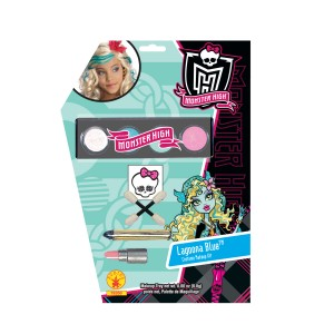 Monster High - Lagoona Blue Makeup Kit Child - Multi-colored