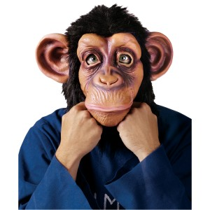 Chimp Mask Adult