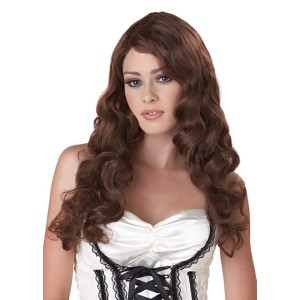 Passion Brunette Adult Wig