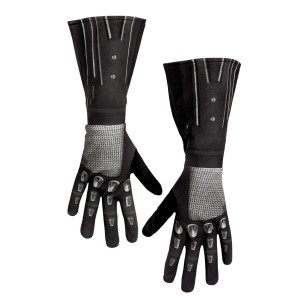 G.I. Joe Retaliation Snake Eyes Deluxe Child Gloves - Black / One-Size
