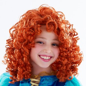 Disney Brave Merida Child Wig - Red / One-Size