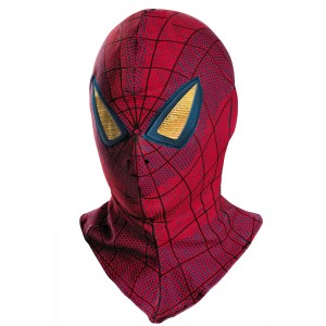 The Amazing Spider-Man Movie Adult Mask - Red / One-Size
